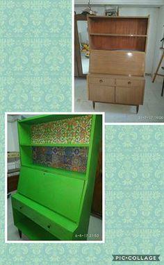 María del Mar González nos manda estas fotos del antes y el después de este mueble que ha decorado con pintura chalk paint y papeles de corados. Encuentra estos materiales y mucho más en nuestra tienda on-line: www.cosqueretas.es