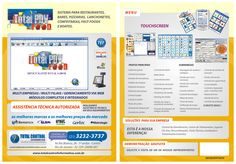 Panfleto Total Food - Total Control Informática