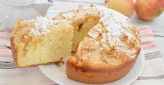 La ricetta torta 7 vasetti alle mele devo dire che per me e' collaudatissima. Soffice, alta e profumata e si puo' tenere in credenza.