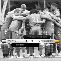 #PAOKFCN 3-0 #PreSeason #FriendlyGame #OwnTheTop Scores, Finals, Seasons, Couple Photos, Couples, Instagram, Couple Shots, Seasons Of The Year, Final Exams