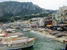 Capri day trip from Rome, Italy #travel