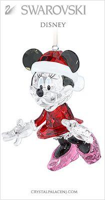 Swarovski Disney Figurines
