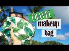 WHAT'S IN MY TRAVEL MAKEUP BAG? some of my favorite makeup + brushes - Ofra Bellini Blush: (***use code KAYLAHAGEY for 30% off at Ofra!***)  https://www.ofracosmetics.com/products/blush-bellini