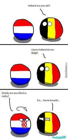 Countryballs 8: Holland?