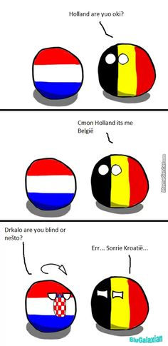 Countryballs 8: Holland?