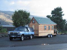 Mini Mobile Cottage