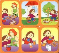 Sequencing Pictures, Sequencing Cards, Story Sequencing, Sequencing Activities, Picture Story For Kids, Picture Comprehension, Pediatric Occupational Therapy, Kids Behavior, Creative Activities