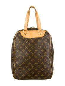 Louis Vuitton Excursion Bag