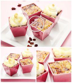 Rýžový puding s broskvemi  http://www.tescorecepty.cz/recepty/detail/275-ryzovy-puding-s-broskvemi