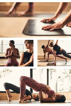 At Home Yoga - lululemon campaign photo shoot by Matt Korinek Gym Photos, Yoga Photos, Yoga Photography, Fitness Photography, Yoga Matt, Park Workout, Workout Aesthetic, Fitness Aesthetic, Yoga Images