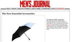 Davek in Men's Journal. It's an essential