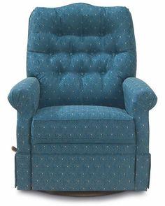 Ladies Swivel Rocker Recliners Crockett Furniture