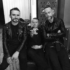 Grave Pleasures & King Dude & Adam Nergal Darski - https://instagram.com/p/8ASvZ5tJyI/?taken-by=gravepleasures_