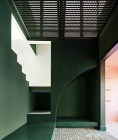La Casa Horta de l'architecte espagnol Guillermo Santoma, à Barcelone.