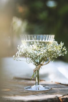 A Midsummer Cocktail with Aquavit, Sherry, and Elderflower Liqueur…