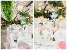 Maria and Reinhard's gorgeous whimsical pretty pink and sea green fall garden wedding ceremony and reception at Madsen's Greenhouse in Newmarket Greenhouse Wedding, Mini Greenhouse, Garden Wedding, Fall Wedding, Wedding Ceremony, Reception, Traditional Greenhouses, Wedding Photography Inspiration, Pretty In Pink