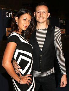 Talinda & Chester Bennington Linkin Park