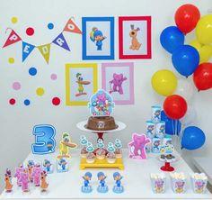 Baby Girl Birthday Decorations, 1st Birthday Party Themes, Birthday Goals, 1st Boy Birthday, Deco Table, First Birthdays, Diy Casa, Lucca, Birthday Background