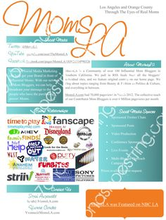 Pretty examples of blogger media kits. (She sells designs, but they're also just good inspiration)