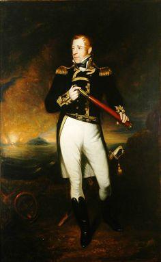 Thomas Cochrane Naval Flags, Navy Uniforms, Military Uniforms, Adele, Master And Commander, Navy Hats, Marquess, Naval History, Armada
