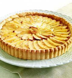 Рецепт Французский яблочный тарт