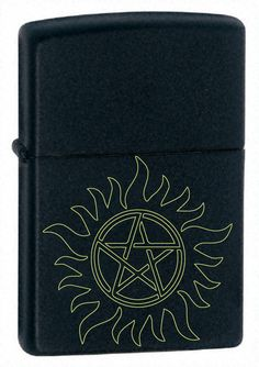 Custom engraved Antiposession supernatural by AlterImagination, $30.00