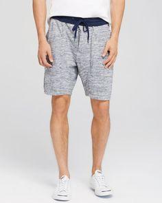 Joe's Jeans Multi Heather Slub Jersey Shorts