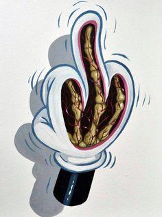NYCHOS. #nychos http://www.widewalls.ch/artist/nychos/