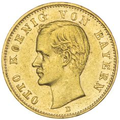 20 Mark 1895 D Gold | goldankauf-haeger.de
