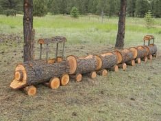 Via: s-media-cache-ak / Cute log train planter. Via: s-media-cache-ak The post / Cute log train planter. Via: s-media-cache-ak appeared first on Gartengestaltung ideen.