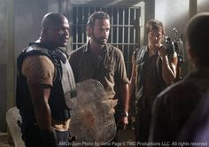 My zombie-killing heroes from The Walking Dead. Totally love this show!
