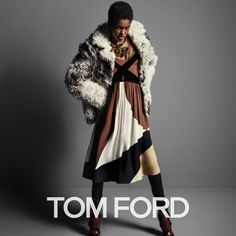 TOM FORD AW16 CAMPAIGN INTRODUCING THE AUTUMN/WINTER 2016 CAMPAIGN SHOT BY INEZ AND VINOODH IN NEW YORK CITY, FEATURING GRACE HARTZEL, AMILNA ESTEVAO, TRÈ SAMUELS, AND ERIK VAN GILS.