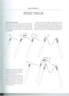 Lecciones Tecnicas de Encaje de Bolillos - wertyu7584 - Веб-альбомы Picasa