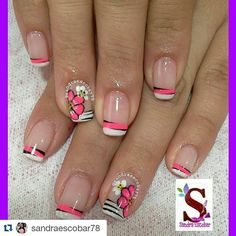 Body Art, Nail Art, Nails, Instagram Posts, Beauty, Art Nails, Brown Nails, Artists, French Tips