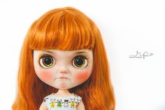 Blythe by Meadowdolls - photo by Reallusion Photography