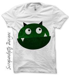 Monster Iron on Transfer - Space Iron on Shirt PDF / Kids Boys Clothing Tshirt / Space Shirt / 1st Birthday Boy Shirt / Monster Shirt IT3 on Etsy, $2.50
