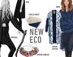 NEW ECO www.hushwarsaw.com #hushwarsaw #hushwrsw #special #brands #polish #fashion #trade #fair #eco #karinakrolak #wearso #non #boho #emiliakohut #dreamnation