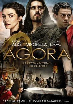 Agora (2009) - Rachel Weisz, Max Minghella, Oscar Isaac