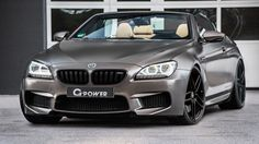 800 Hp BMW M6 Convertible By G-Power Reaches A Maximum Speed Of 205 Mph / 330 Kph If you think that BMW M6 Convertible with Competition Package delivering 600 hp (447 kW) and 516 lb-ft (700 Nm) is enough, the tuners at G-Power disagree. They have equipped this BMW M6 Convertible by G-Power with a 4.4-liter V8 engine, in order to get an 800 hp (588 kW) and 774 lb-ft (1,050...