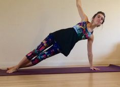 Side planks and Onzie top!