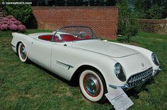 1952 Corvette