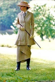 safari clothing 1910 - Google Search
