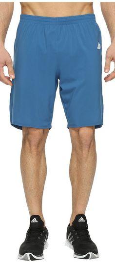 adidas Response 9 Shorts (Core Blue S17) Men's Shorts - adidas, Response 9 Shorts, B47725, Apparel Bottom Shorts, Shorts, Bottom, Apparel, Clothes Clothing, Gift, - Fashion Ideas To Inspire