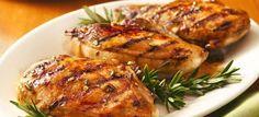 Griekse knoflook kipfilet - Koolhydraatarmerecepten.info