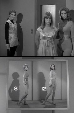 "Rod Serling, ""Number 12 Looks Just Like You"", The Twilight Zone (24 Jan. 1964)"