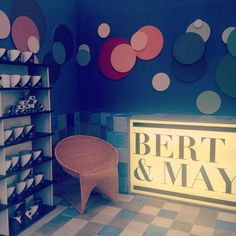 Come and visit us at stand E17 for #decorex2015 where we are really excited to launch our paint collection #bertandmay #paints