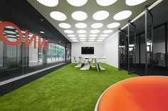 Innocean Headquarters Europe - Picture gallery