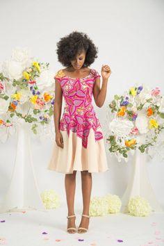 Fashion Ghana Magazine | African Fashion ~African fashion, Ankara, kitenge, African women dresses, African prints, Braids, Nigerian wedding, Ghanaian fashion, African wedding ~DKK