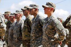 Newsela   Female Ranger graduates put spotlight on gender in the U.S. Army