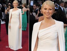 Gwyneth Paltrow's Tom Ford dress. Is it me or does she always get it right?